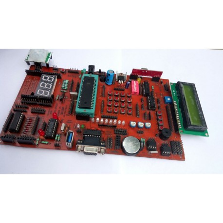 AVR Advanced  board v9.1