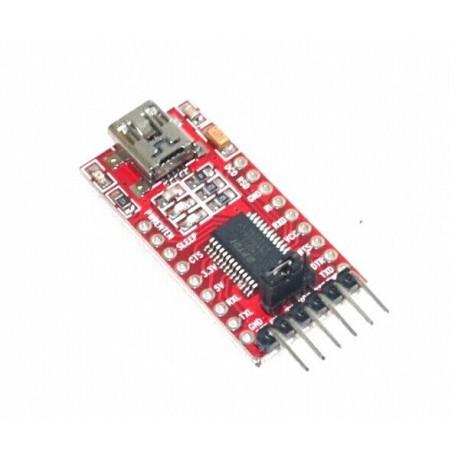Ftdi ft232 module