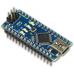 Arduino Nano with ATMEGA328