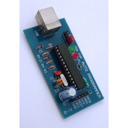 AVR + 8051 ATMEL 8051 AVR USB ISP Programmer Support AT89S51,AT89S52,AT89Sxx,ATMEL ATmega , Microcontrollers